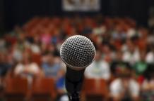 Stage & Public Speaking