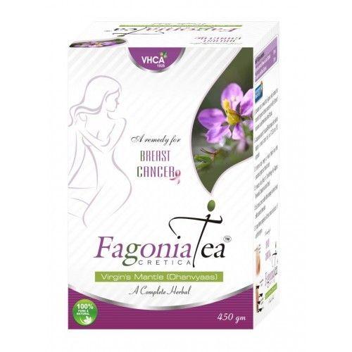 Fagonia Tea is Ayurvedic Tea for Breast Cancer