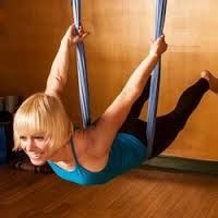 Aerial yoga has recently gained much momentum. It is the latest fitness craze. It makes body flexible but one should do under expert guidance.