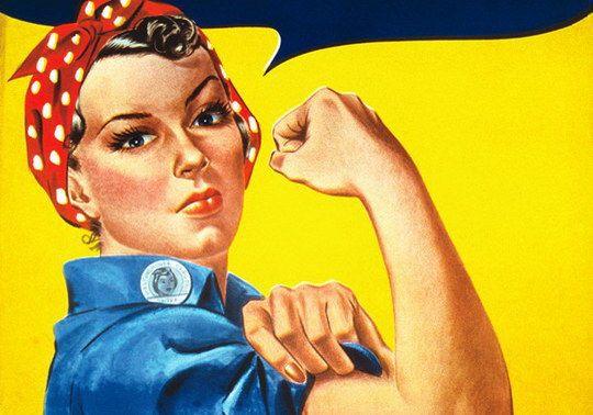 Women power is amazing; men should not consider women weak.