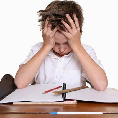 Normal teaching methods won't help dyslexic children.