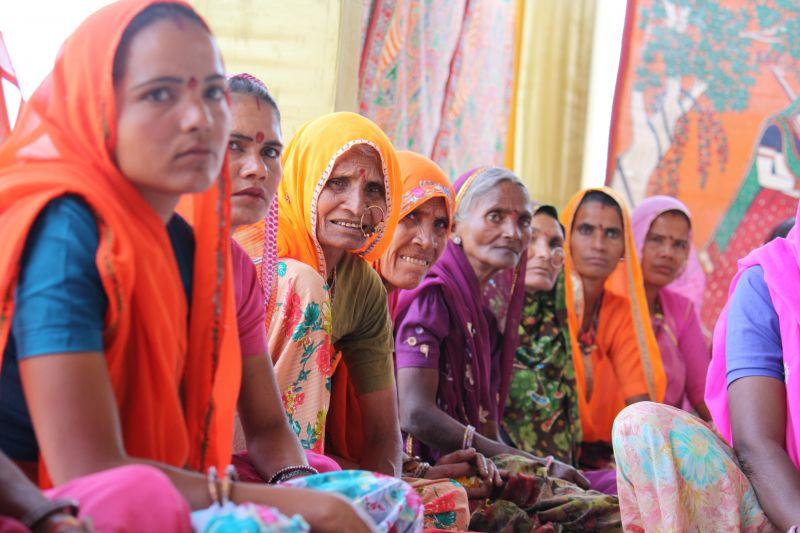 Employment programmes will help development of women.