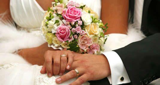 Special wedding rings make weddings special.