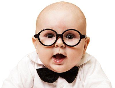 Smart kid with inborn intelligence...