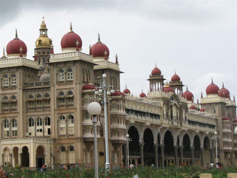 Beautiful architecture.