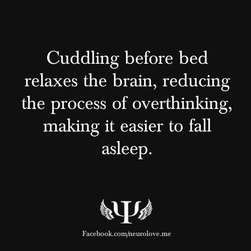 Go Cuddle guys!