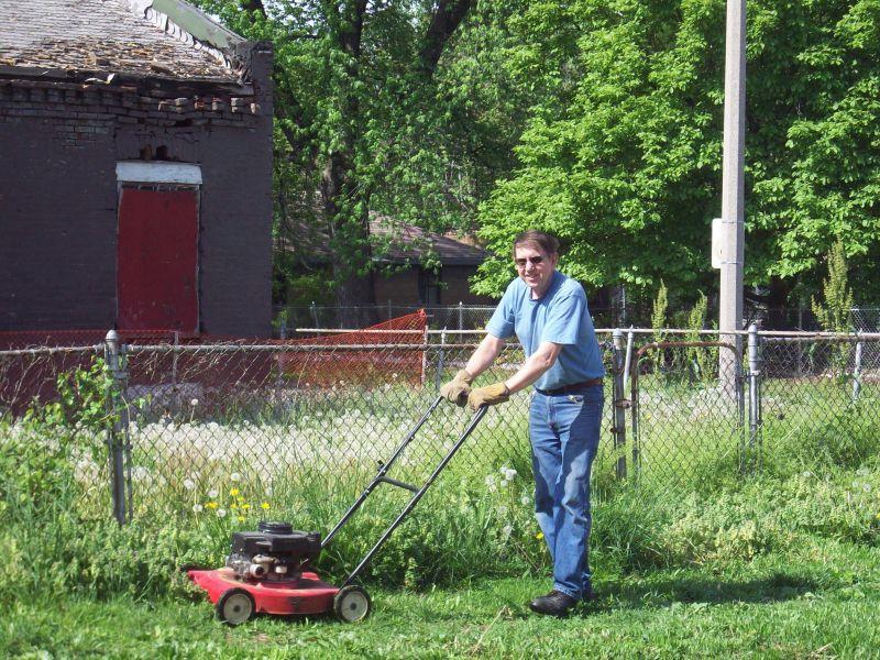 Gardening is my hobby, I love gardening.