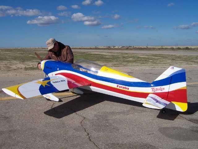 Aero-modelling is an extraordinary hobby.