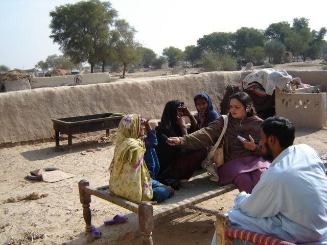 Programmes should be undertaken to educate village women.