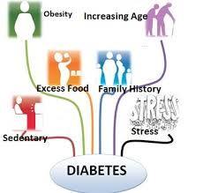 Diabetes risk factors should be kept in mind to prevent the disease