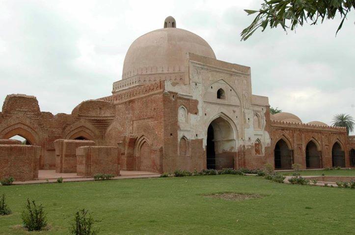 Kabuli Bagh Panipat an important historical monument in Gurgaon.