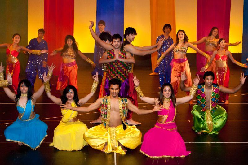 Where can I learn bollywood dance?