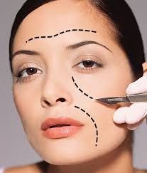 How is ageing problem treated with cosmetic surgeries?