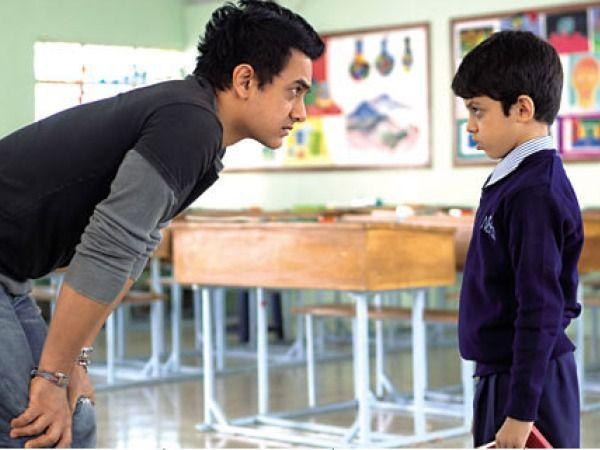 Taree Zameen Par is a classic example that dyslexic children can do better than normal children.