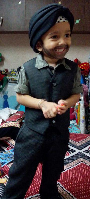 Balle Balle - little sardarji