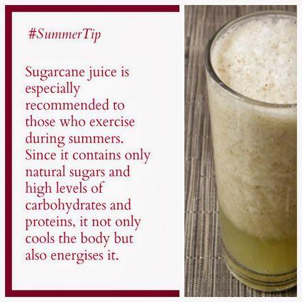 importance of sugarcane juice.. should drink often...